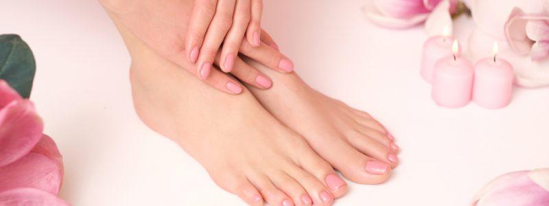 de-vier-jaargetijden-cosmetische-voet